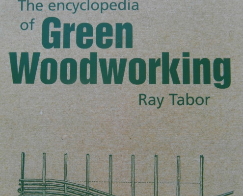 Green Woodworking, een introductie in het vervaardigen van natuurlijk houtwerk