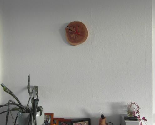 De klok is een echte bikvanger