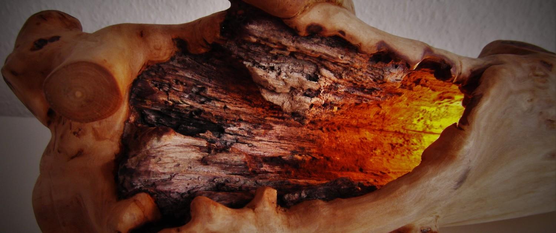 Waar hout en licht elkaar versterken