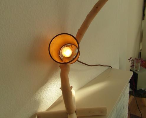 Zo kijk je recht in de lamp
